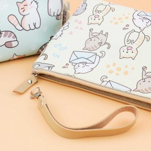 Kitty Pals Cosmetic Bag