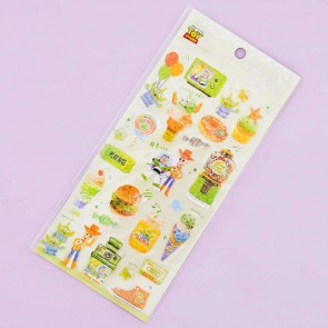 Shimmery Toy Story Stickers