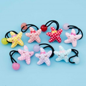 Kawaii Star Hair Tie