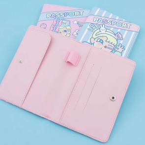 Milkjoy Pastel Passport Case