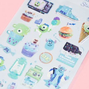 Shiny Monsters Inc. Stickers