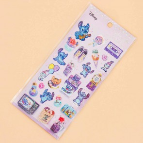 Sparkly Stitch Stickers
