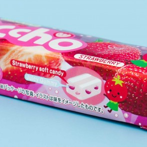 Puccho Chewy Candy - Strawberry