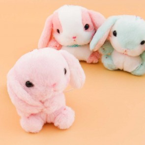 Pote Usa Loppy Plushie - Medium