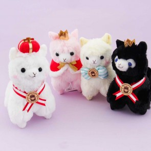 Alpacasso 10th Anniversary Alpaca Plushie - Medium