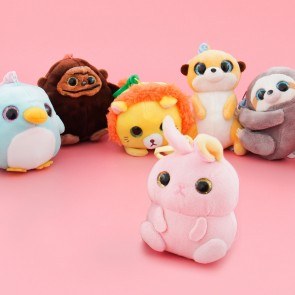 Amuse Twinkle Animals Plushie - Mini
