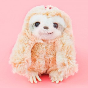 Namakemono No Mikke Sloth Plushie - Mikke / Medium