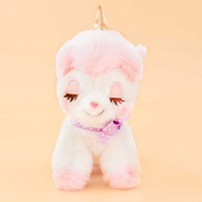 Unicorn No Cony Plushie Charm - Rose / Medium