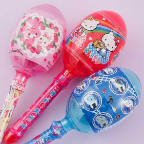 Sanrio Maraca Whistle & Ramune Candies