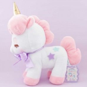 Unicorn No Cony Plushie - Rose / Big
