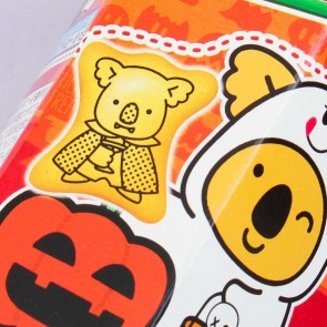 Lotte Koala's March Halloween Chocolate Biscuits