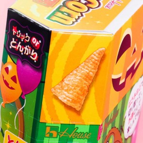 House Halloween Tongari Corn Snacks
