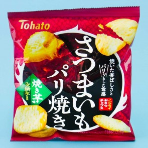 Tohato Satsumaimo Sweet Potato Chips