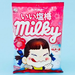 Peko Milky Candy Bag - Salty Plum