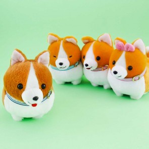 Ichi Ni No Corgi Plushie - Medium