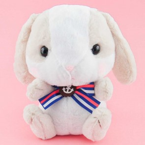 Pote Usa Loppy Sailor Plushie - Milk Tea Chan / Big