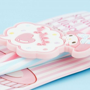 My Melody Pastel Straw Set