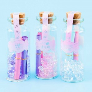 Magical Wish Notes In A Bottle