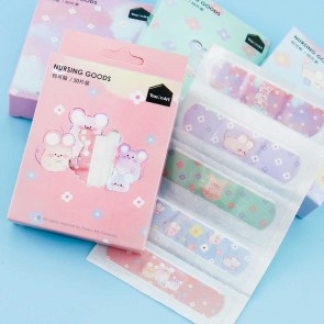 Flower Mouse Bandage Set