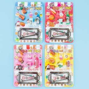 Cafe Series Miniature Toy Set