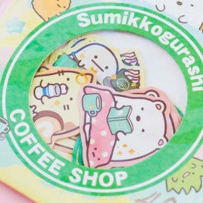 Sumikko Gurashi Cafe Stickers