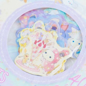 Sentimental Circus Dessert Stickers