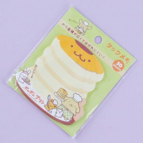 Pompompurin Pancake Sticky Notes