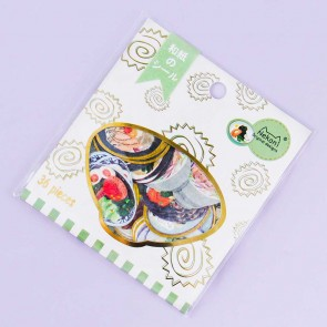 Nekoni Yummy Ramen Washi Stickers
