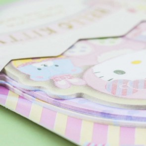 Hello Kitty Easter Bunny Sticky Note Set