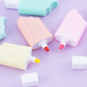 Pastel Popsicle Highlighter Set
