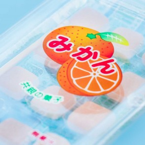 Kyoshin Mandarin Orange Mochi Candies