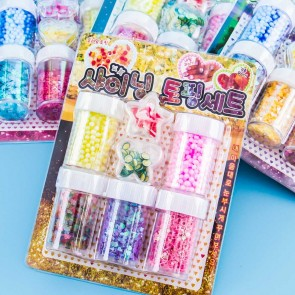 Colorful Beads DIY Set