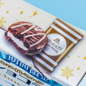 Morinaga Gateau Chocolat Winter White Milk Snacks