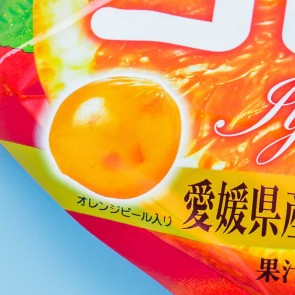 Kororo Fruit Juice Gummy - Iyokan Orange
