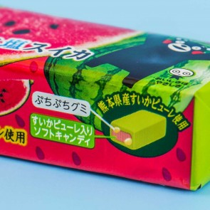 Puccho Chewy Candy - Salty Kumamoto Watermelon