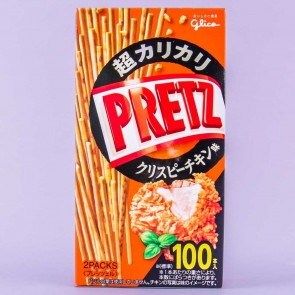Pretz Biscuit Sticks - Crispy Fried Chicken