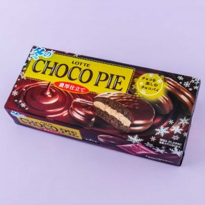 Lotte Winter Choco Pie