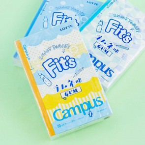 Lotte Fit's X Campus Ramune Gum