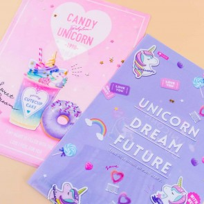 Unicorn Dream Future & Candy Unicorn Folder