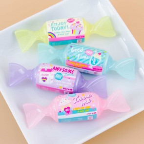 Pastel Candy Wrapper Highlighter Pen