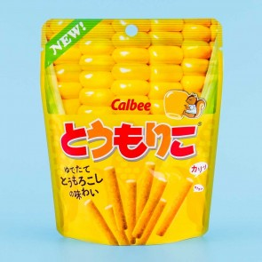 Calbee Sweet Corn Stick Snacks