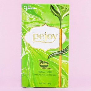 Glico Pejoy Biscuit Sticks - Matcha Mousse