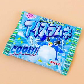 Abe Ice Penguin Ramune Candy