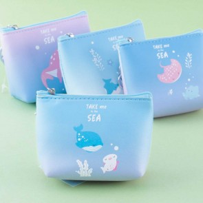 Take Me To The Sea Coin Purse