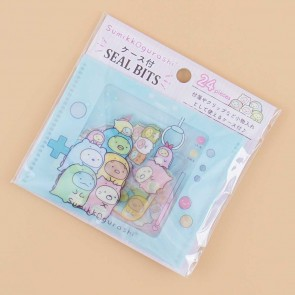 Sumikko Gurashi Video Game Console Seal Stickers