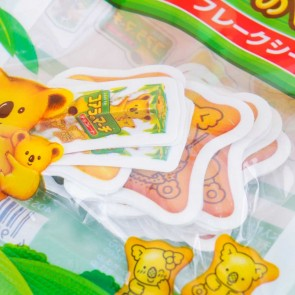 Lotte Koala's March Stickers