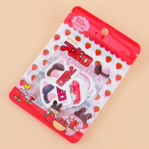 Meiji Apollo Strawberry Chocolate Stickers