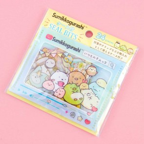 Sumikko Gurashi Seal Stickers
