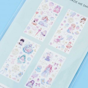 Dream Girls Sticker Set