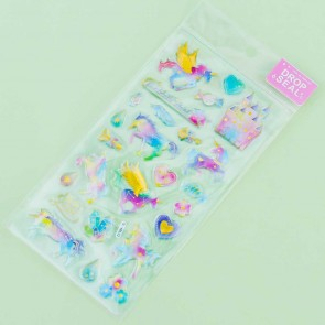 Fantasy Unicorns Drop Seal Stickers